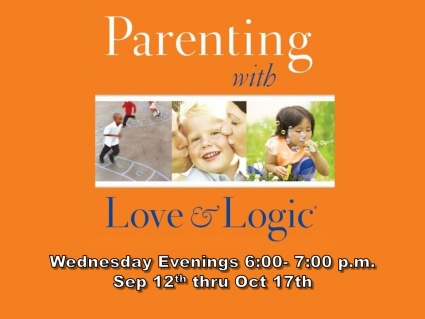 """Parenting the Love and Logic Way"""